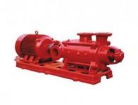 XBD-DA系列卧式多级消防泵